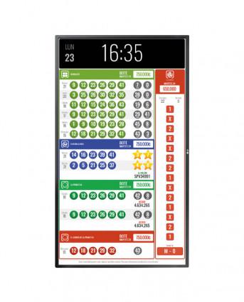 """Imagen 1 del producto Monitor 32"""" de Resultados y Botes"""