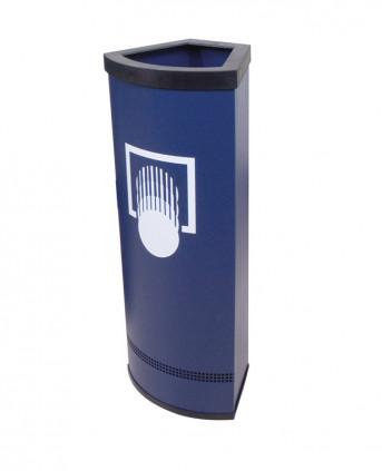 Imagen 1 del producto Papelera Semicircular