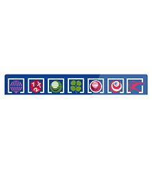 Logotipos de Metacrilato para Encimeras - Largo 100cm