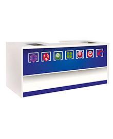 Mostrador de Venta para administraciones de lotería - Diseño 2
