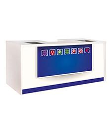 Mostrador de Venta para administraciones de lotería - Diseño 3