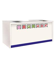 Mostrador de Venta para administraciones de lotería - Diseño 4