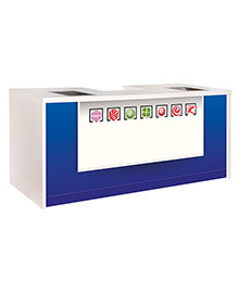 Mostrador de Venta para administraciones de lotería - Diseño 5