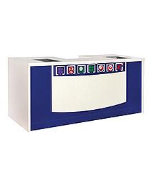 Mostrador de Venta para administraciones de lotería - diseño 1